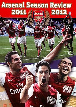 Arsenal Season Review 2011/2012 Online DVD Rental