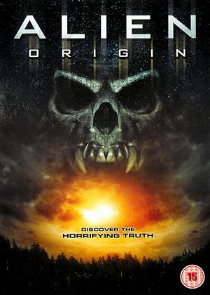 Alien Origin Online DVD Rental
