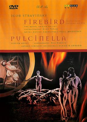 Igor Stravinsky Ballet: Firebird / Pulcinella Online DVD Rental