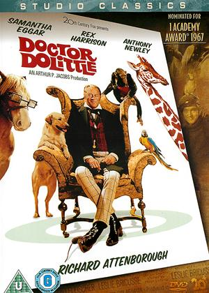Doctor Dolittle Online DVD Rental