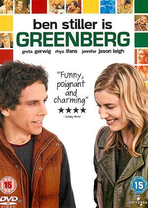Greenberg Online DVD Rental