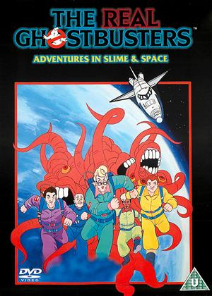 The Real Ghostbusters: Best Of - Adventures in Slime and Space Online DVD Rental