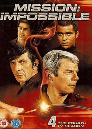 Mission Impossible: Series 4 Online DVD Rental