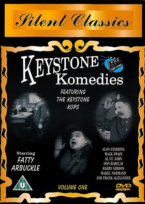 Keystone Komedies: Vol.1 Online DVD Rental