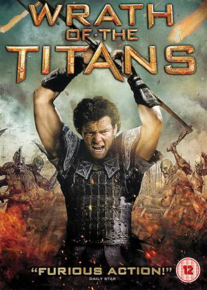 Wrath of the Titans Online DVD Rental