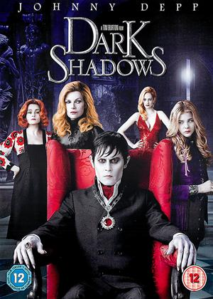 Dark Shadows Online DVD Rental