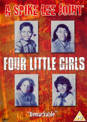 Four Little Girls Online DVD Rental