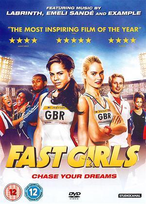 Fast Girls Online DVD Rental