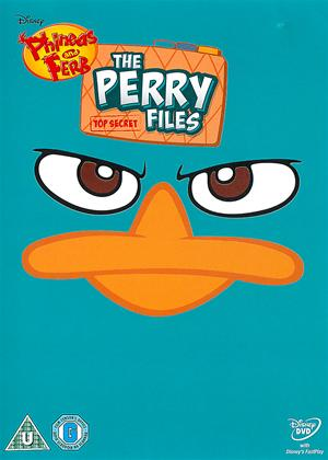 Phineas and Ferb: The Perry Files Online DVD Rental