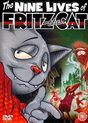 The Nine Lives of Fritz the Cat Online DVD Rental