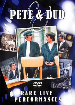 Pete and Dud: Rare Live Performances Online DVD Rental