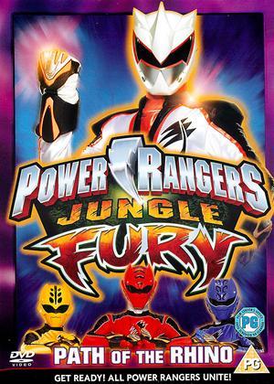 Power Rangers: Jungle Fury: Vol.4 Online DVD Rental