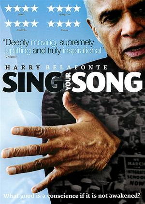 Sing Your Song Online DVD Rental