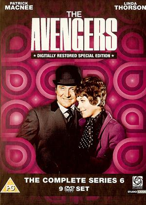 Rent The Avengers: Series 6 Online DVD Rental
