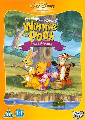 Rent The Magical World of Winnie the Pooh: Vol.6 Online DVD Rental