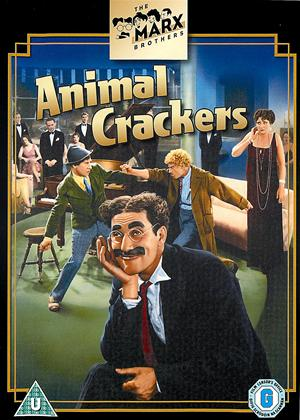 The Marx Brothers: Animal Crackers Online DVD Rental