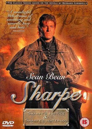 Rent Sharpe: Sharpe's Justice / Sharpe's Waterloo Online DVD Rental