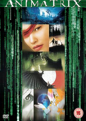 The Animatrix Online DVD Rental