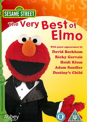 Rent Sesame Street: The Very Best of Elmo Online DVD Rental
