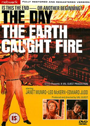 Rent The Day the Earth Caught Fire Online DVD Rental