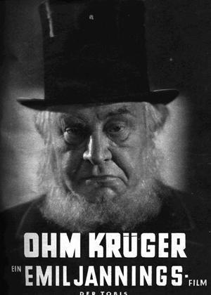 Rent Ohm Krüger (aka Uncle Kruger) Online DVD Rental