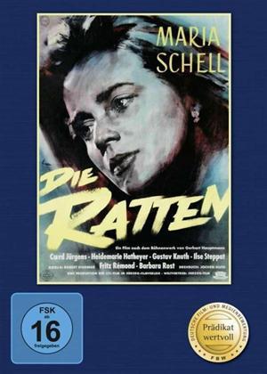 Rent The Rats (aka Die Ratten) Online DVD Rental