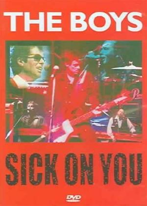 Rent The Boys: Sick on You: Live Online DVD Rental