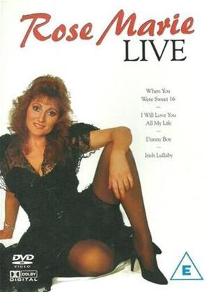 Rent Rose Marie: Live Online DVD Rental