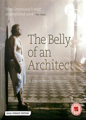 Rent The Belly of an Architect (aka Il ventre dell' architetto) Online DVD Rental
