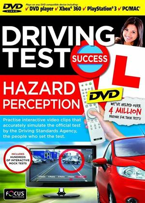 Driving Test Success: Hazard Perception Test (2013) Online DVD Rental
