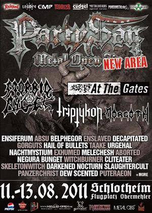 Party San Metal Open Air Festival 2011 Online DVD Rental