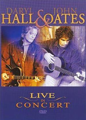 Daryl Hall and John Oates: In Concert Online DVD Rental