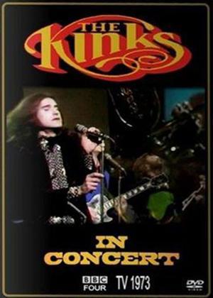 The Kinks: Live in Concert Online DVD Rental