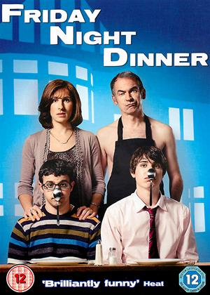 Rent Friday Night Dinner: Series 1 Online DVD Rental