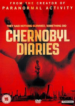 Chernobyl Diaries Online DVD Rental