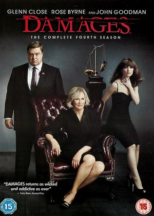 Damages: Series 4 Online DVD Rental