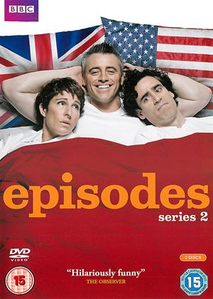 Episodes: Series 2 Online DVD Rental