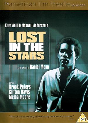 Lost in the Stars Online DVD Rental