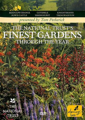 The National Trust's: Finest Gardens Through the Year Online DVD Rental
