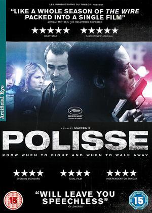 Polisse Online DVD Rental