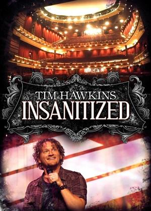 Rent Tim Hawkins: Insanitised Online DVD Rental