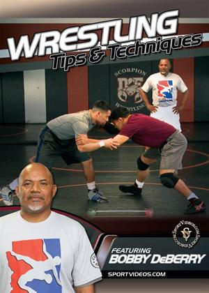 Rent Wrestling: Tips and Techniques Online DVD Rental