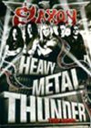 Saxon: Heavy Metal Thunder - The Movie Online DVD Rental