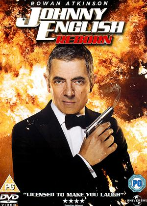 Johnny English Reborn Online DVD Rental