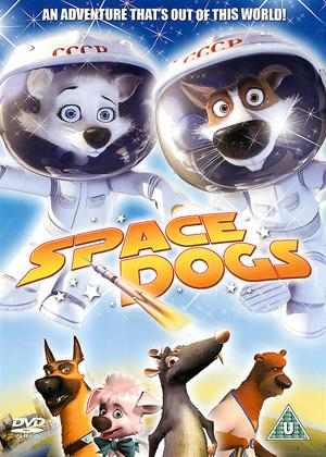 Space Dogs Online DVD Rental