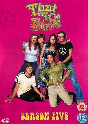 That '70s Show: Series 5 Online DVD Rental
