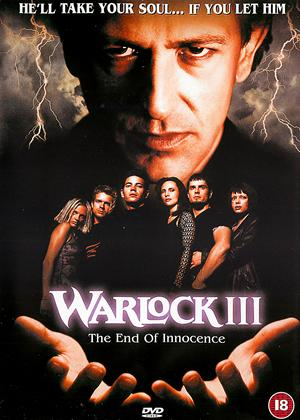 Warlock 3: The End of Innocence Online DVD Rental