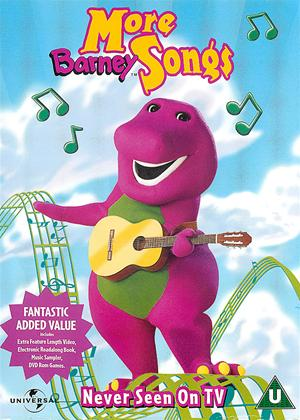 More Barney Songs Online DVD Rental