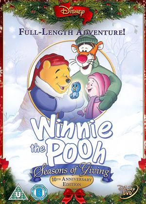 Rent Winnie the Pooh: Seasons of Giving Online DVD Rental