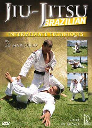Brazilian Jiu-Jitsu: Intermediate Techniques Online DVD Rental